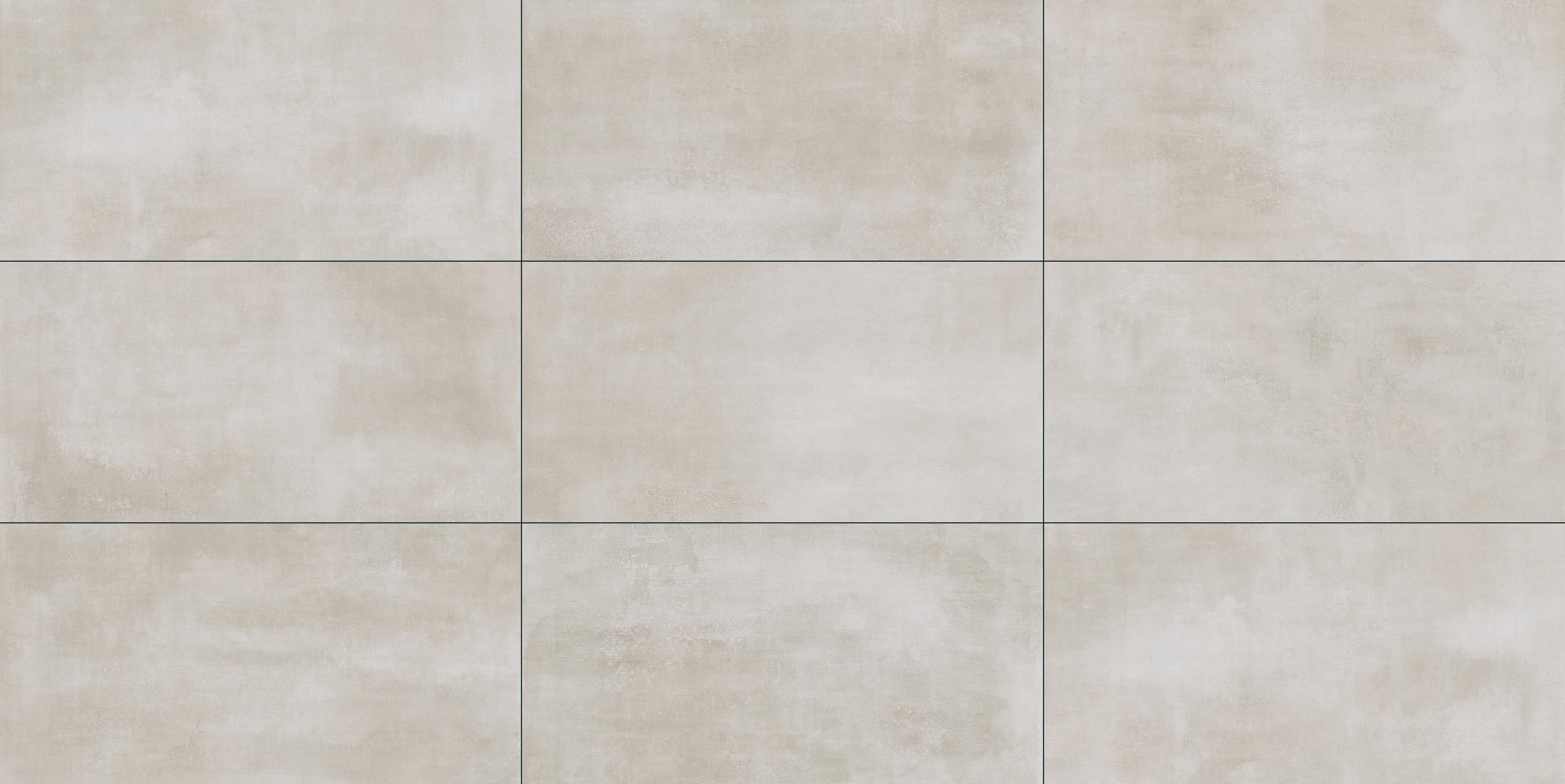 Black And White Ceramic Tile Kitchen Floor
