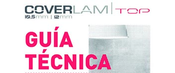 GUIA TÉCNICA COVERLAM TOP