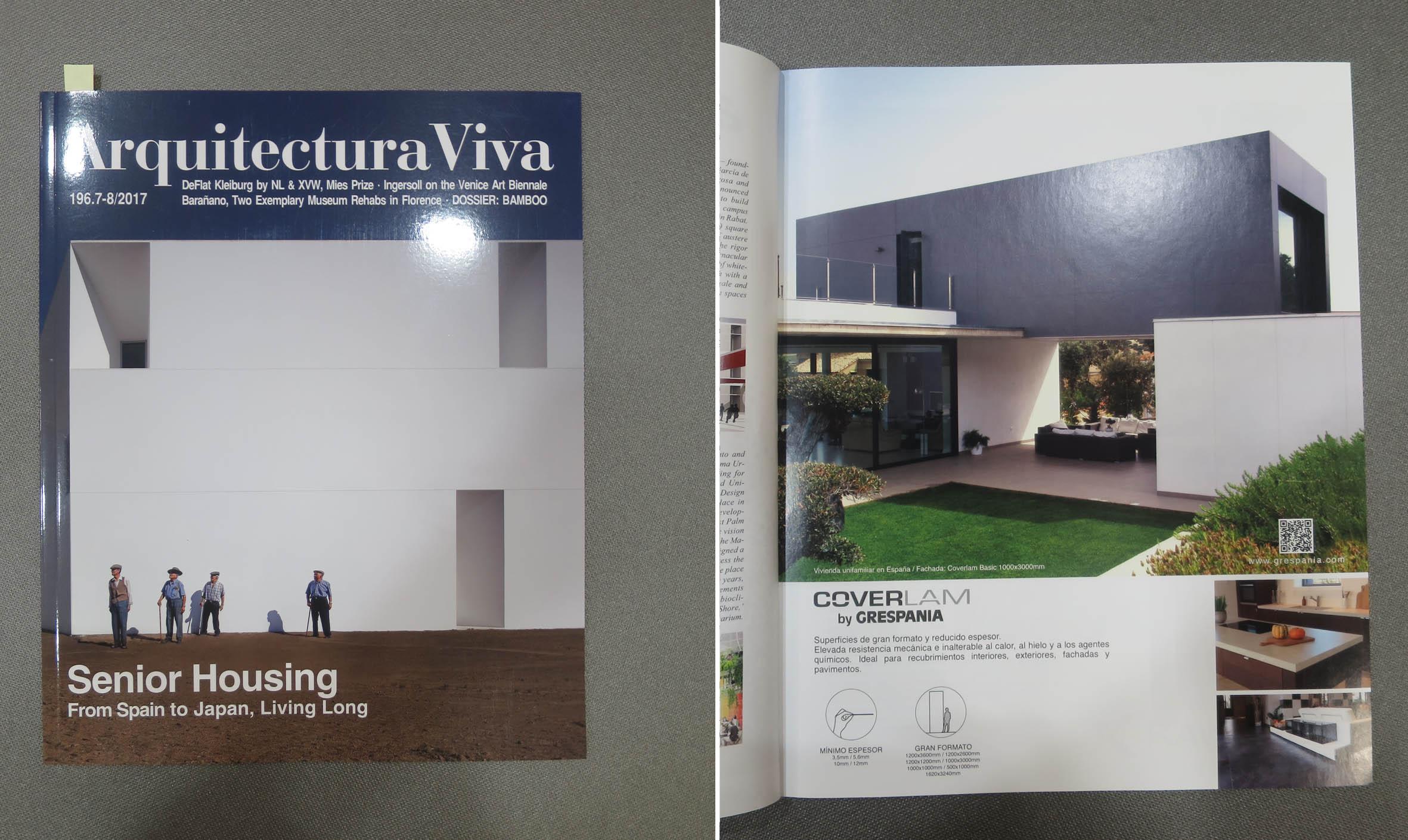 arquitectura viva 196 julio agosto - Arquitecturaviva