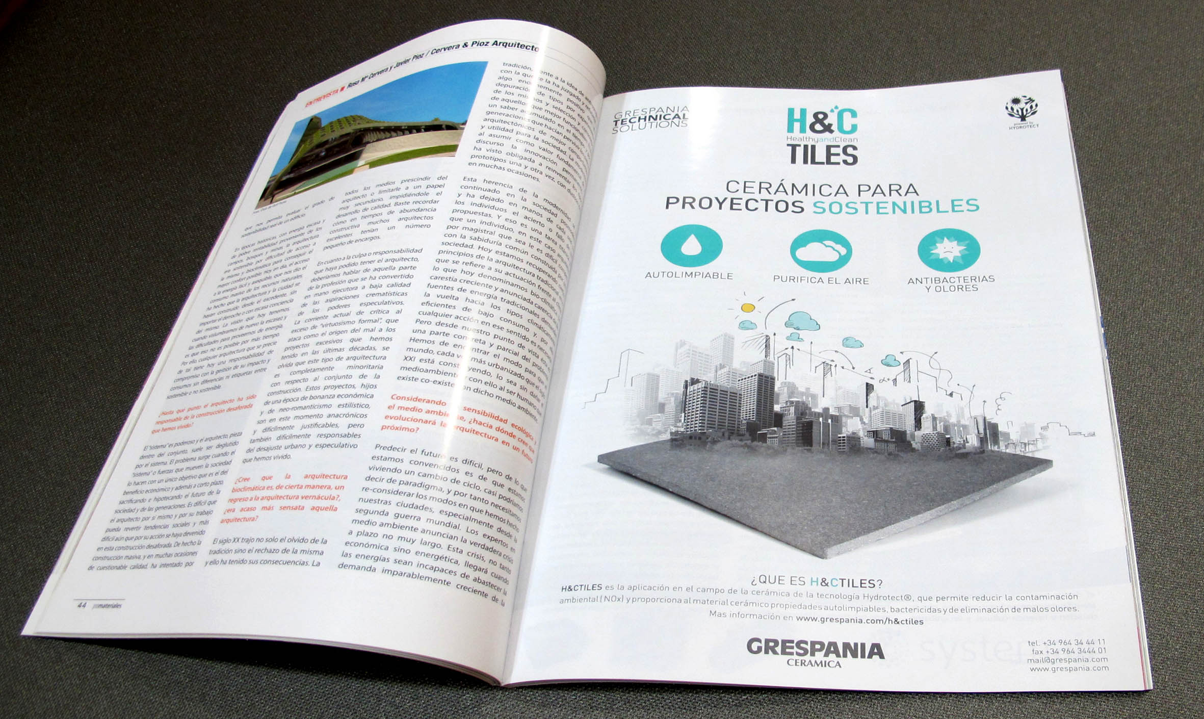 PROMATERIALES Nº76 May 2014