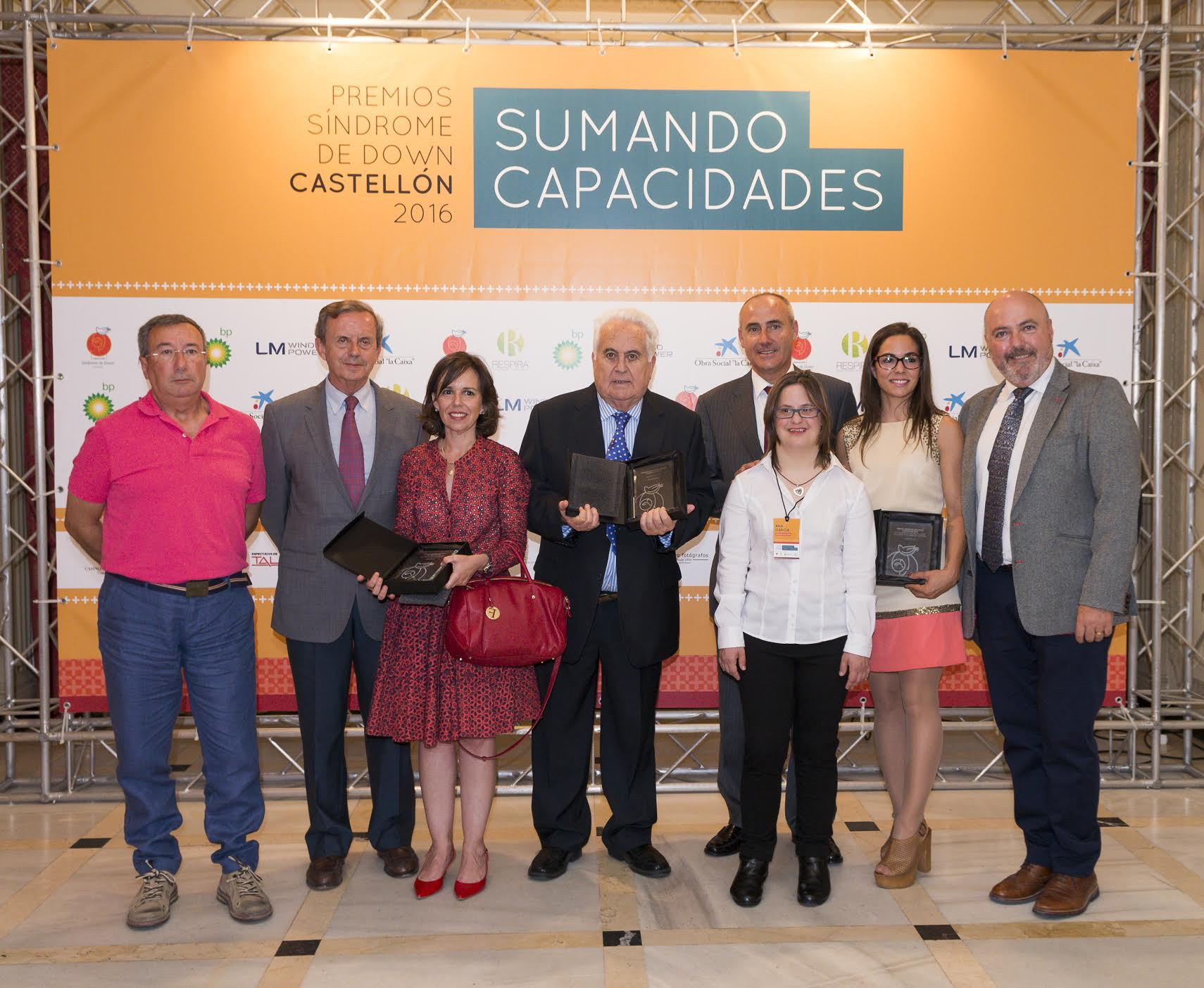 First Ever Castellón Down's Syndrome Awards