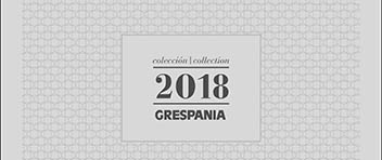 Catalogo general grespania 2018