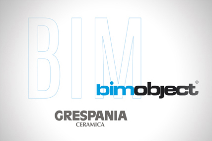GRESPANIA, FIRST SPANISH TILE MANUFACTURER ON BIMOBJECT®