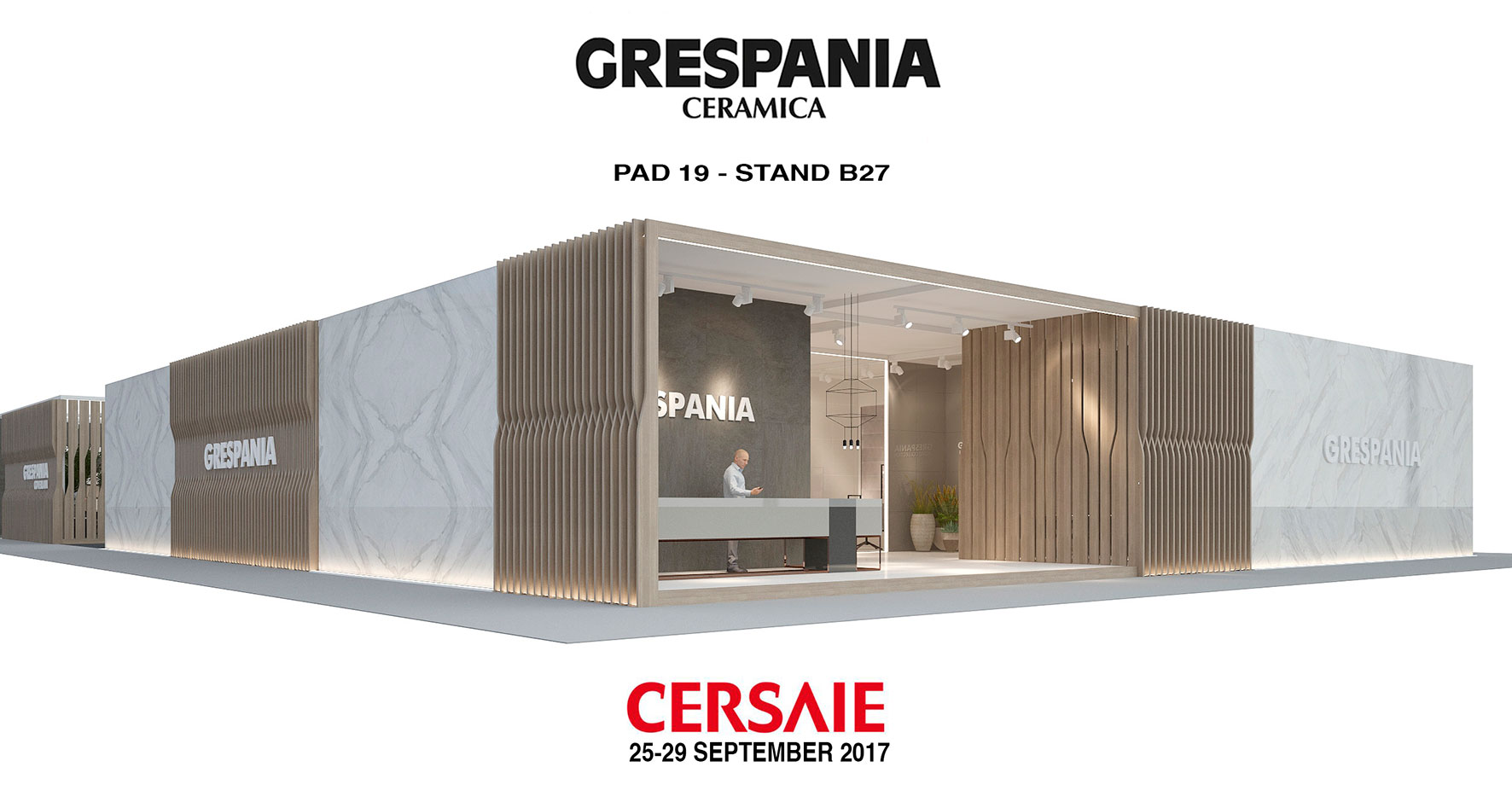 GRESPANIA AT CERSAIE 2017