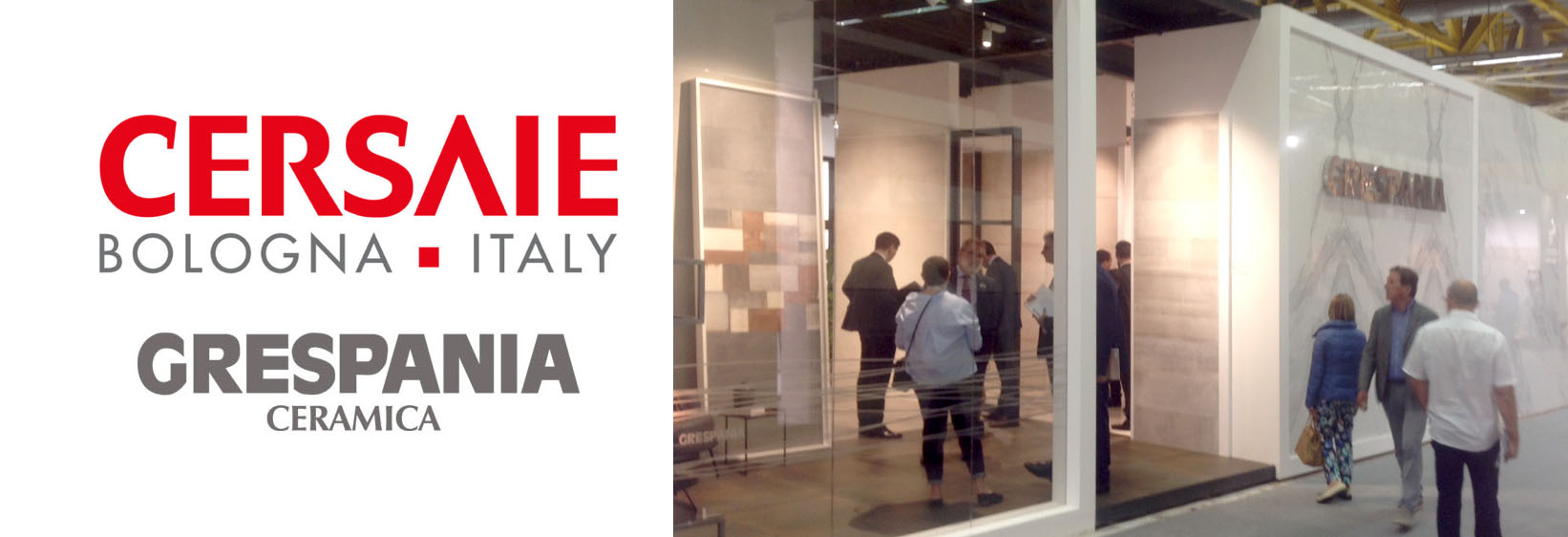 GRESPANIA IS MET WITH RESOUNDING SUCCESS IN CERSAIE 2016