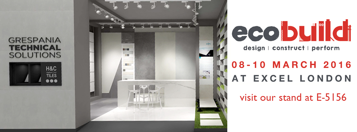 ARCHITECTURAL IDEAS AT ECOBUILD