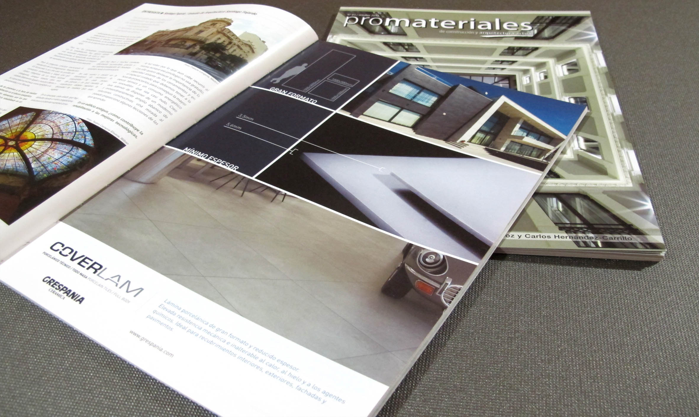 PROMATERIALES Nº 81 Oct 2014