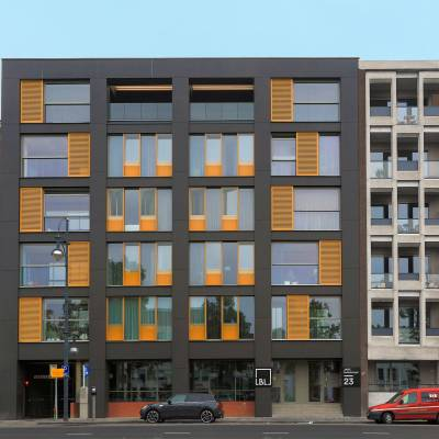 Residential building block, Nederlands