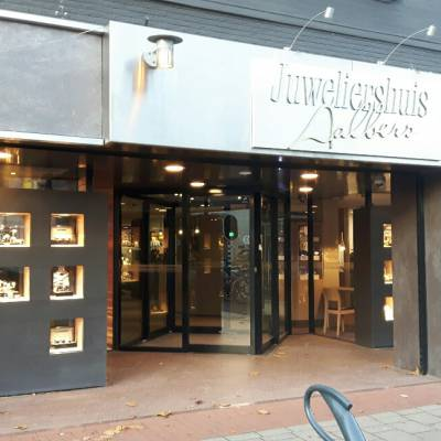 jewelry store AALBERS, Netherlands