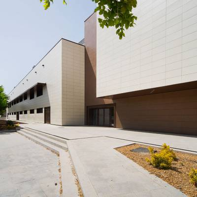 PABELLON UNIVERSIDAD GRANADA