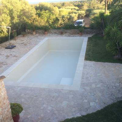 SWIMMING POOL IN MALLORCA